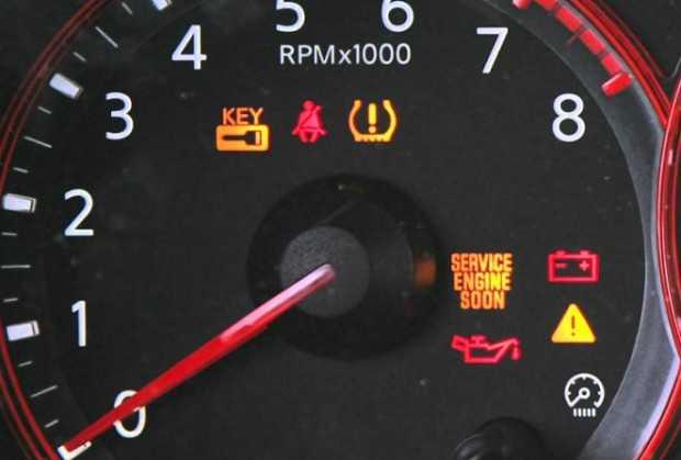 Isuzu Kb warning lights Meanings