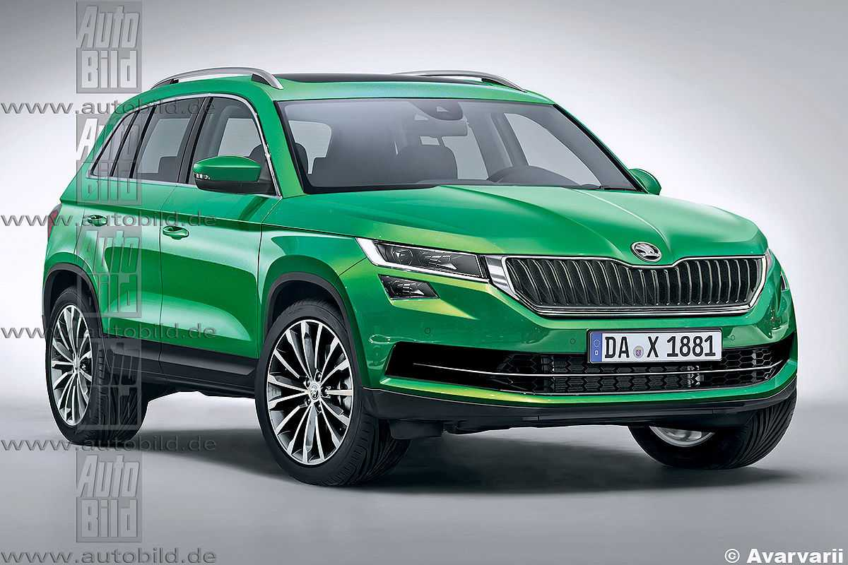 auto bild skoda kodiaq 2016 preis motoren und. Black Bedroom Furniture Sets. Home Design Ideas
