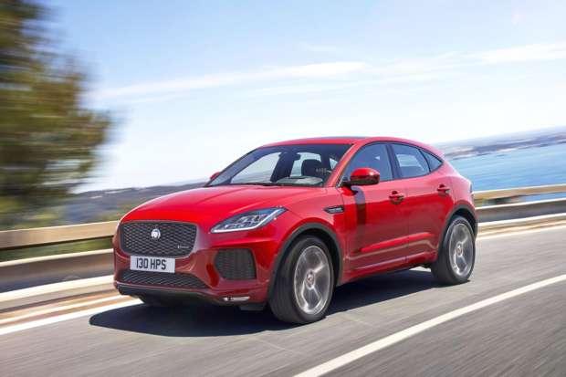 Jaguar F Pace 2017 цена >> AUTO BILD България / Най-малкият SUV на Jaguar ще бъде ...