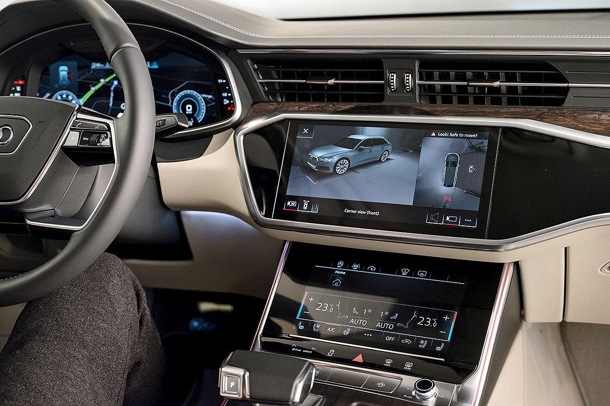 Neuer A6 2018 >> AUTO BILD България / Audi-A6-Avant-C8-2018-Erlkoenig-1200×800-593cae3cbb93b98d