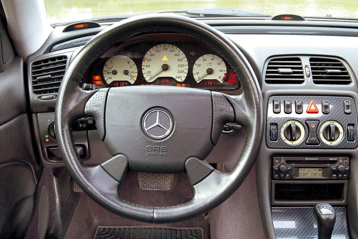 Auto Bild България Mercedes Clk на старо Benz за пример