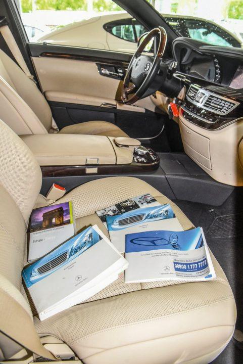 Употребяван Mercedes S 500: грандоманията никога не е била толкова красива 2
